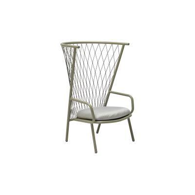 Nef Lounge Chair Grey / Green 37, Dark Grey 30