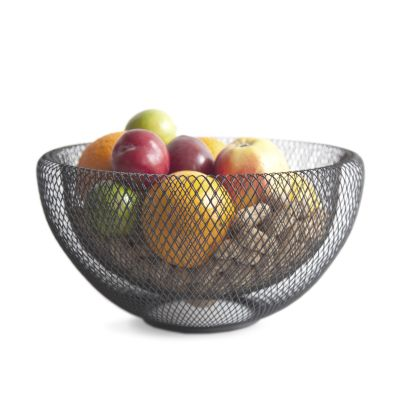 Nest Bowl 30cm Black