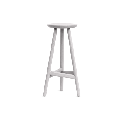 Ninety Stool Grey