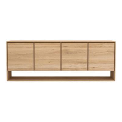 Nordic Sideboard 4 Doors - 210 x 45 x 78 cm