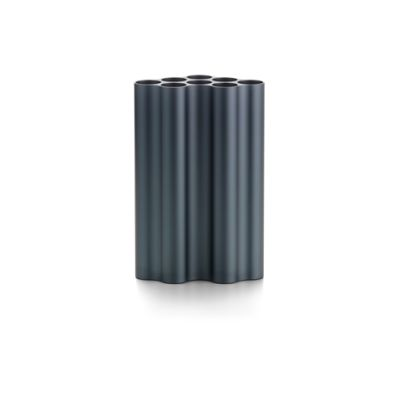 Nuage Vase Large, Steel Blue