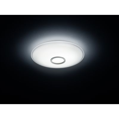 Nuno Ceiling Light Nickel Matt