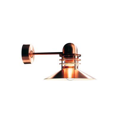 Nyhavn Wall Light Copper