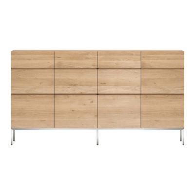 Oak Ligna High Sideboard