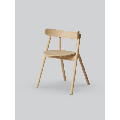Oaki Chair Light oiled oak