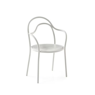 Oasis Armchair Traffic White