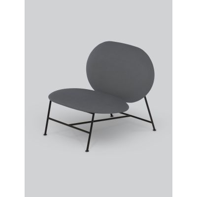 Oblong Lounge Chair Brusvik 05