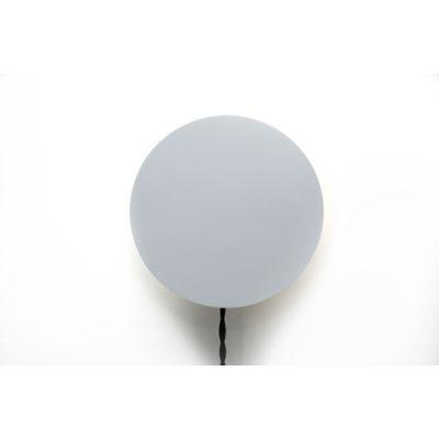Od Wall Light  18, White, UK Plug