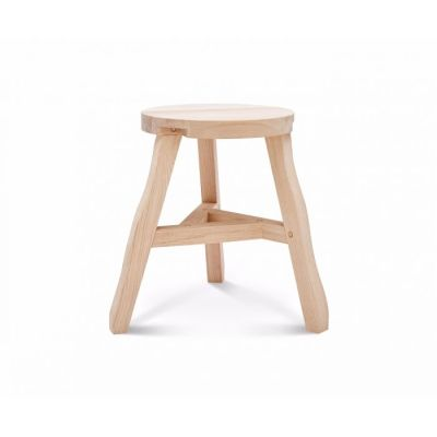 Offcut Low Stool Natural