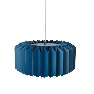Onefivefour Pendant Light Indigo Blue, Large