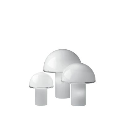 Onfale Grande Table Lamp White