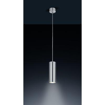 Oso Pendant Light Aluminium Matt