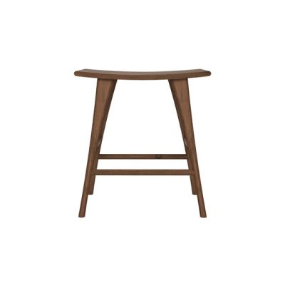 Osso Counter Stool Walnut