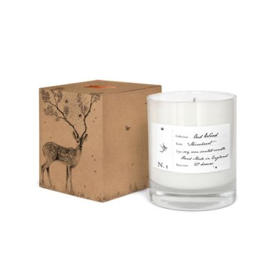 Oud Wood Scented Candle  Oud Wood Scented Candle