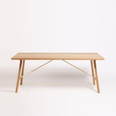 Outdoor Table Two Oak, 180cm