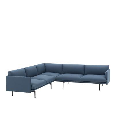 Outline Corner Sofa Remix 2 113