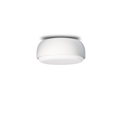 Over Me Ceiling/Wall Light White, Small