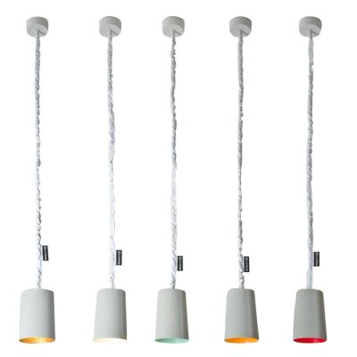 Paint Pendant Light Lavagna, Turquoise