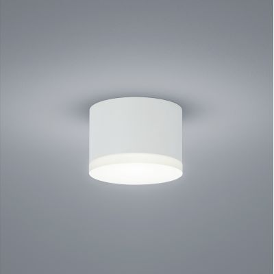 Pala Ceiling Light White Mat