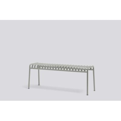 Palissade Bench - Outdoor Sky Grey
