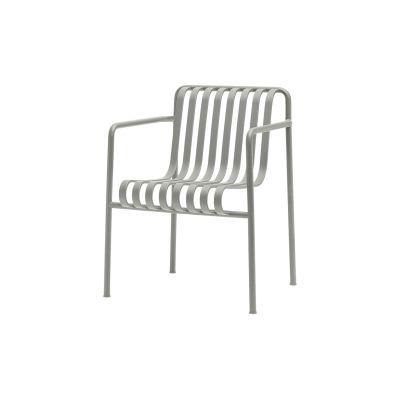 Palissade Dining Armchair - Outdoor Sky Grey