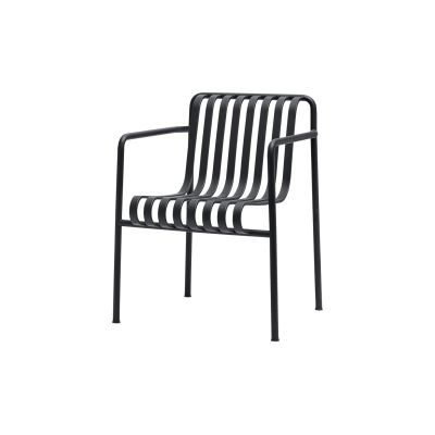 Palissade Dining Armchair - Outdoor Anthracite