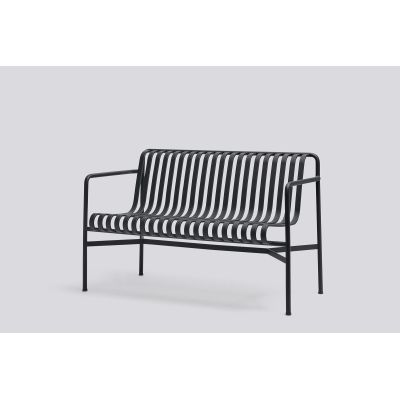 Palissade Dining Bench - Outdoor Anthracite