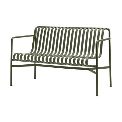 Palissade Dining Bench - Outdoor Olive