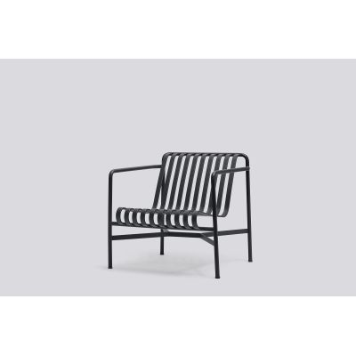 Palissade Lounge Chair - Outdoor Anthracite, Low