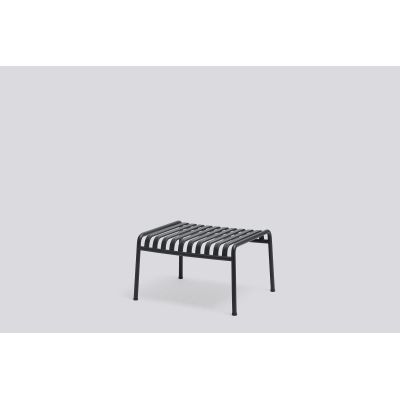Palissade Ottoman - Outdoor Anthracite