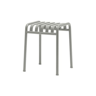 Palissade Stool - Outdoor Sky Grey
