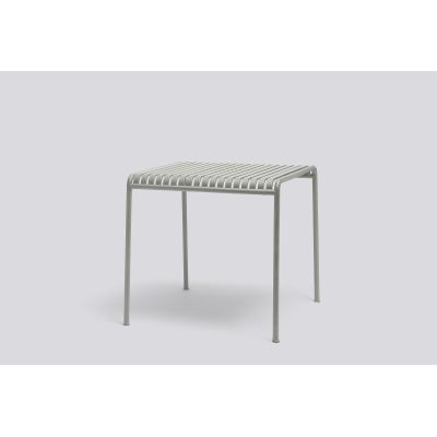 Palissade Table Square - Outdoor Sky Grey