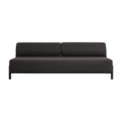 Palo 2-Seater Sofa Brown