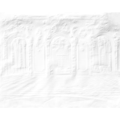 Paper Palace Folded  Mural Wallpaper Paper Palace Folded Hall Mural Wallpaper