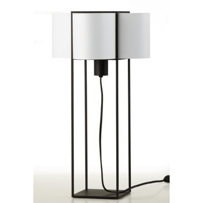 Paradice Table Lamp White PP