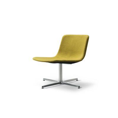 Pato Lounge Swivel Chair Chrome Steel, Remix 2 143