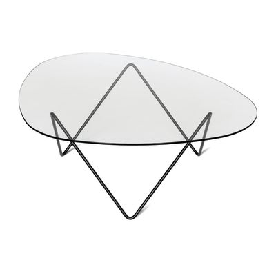 Pedrera Coffee Table Frame Matt Black