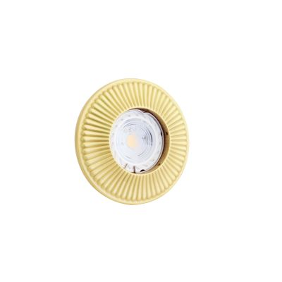 Penh Ceiling Light Satin Brass