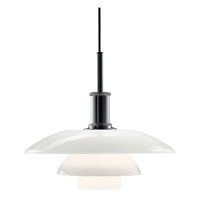 PH 4½-4 Glass Pendant Light
