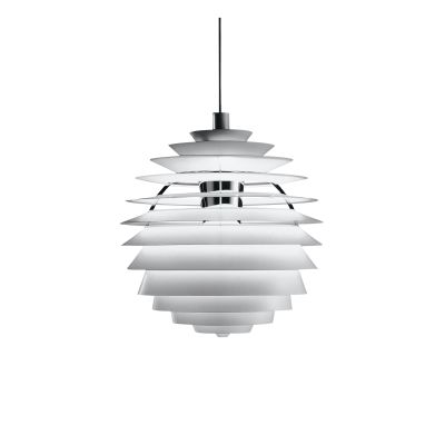 PH Louvre Pendant Light 96W LED 3000K