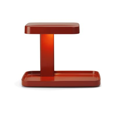 Piani Table Lamp Red