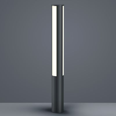 Pier Bollard Light Graphite