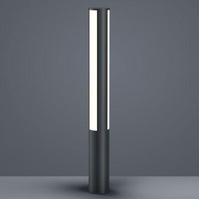 Pier Bollard Light Graphite