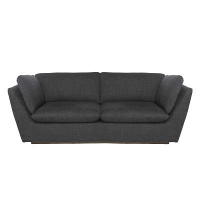 Pillowtalk 2 Seater Sofa Dark Grey