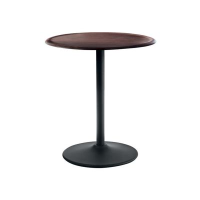 Pipe Table - Round Black
