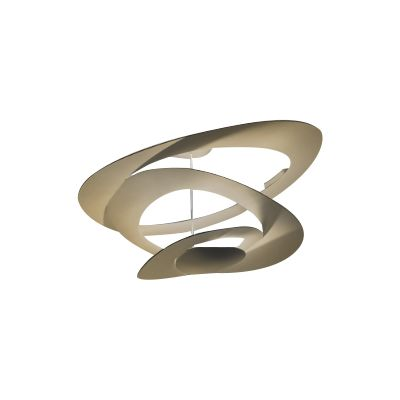 Pirce LED Ceiling Light Gold 3000K