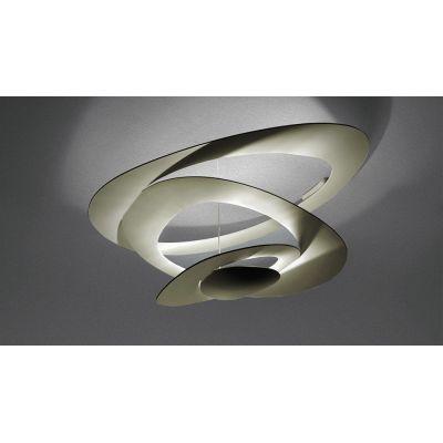 Pirce LED Ceiling Light Gold 3000K