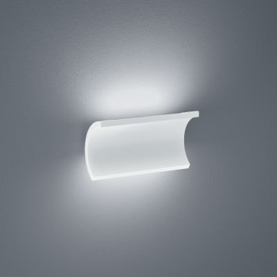 Piro Wall Light White mat