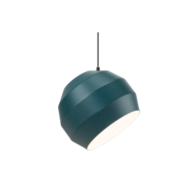 Pitch Pendant Light Blue
