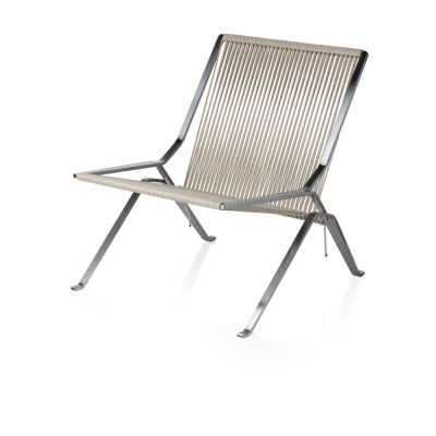 PK25™ Lounge Chair Flag Halyard Natural